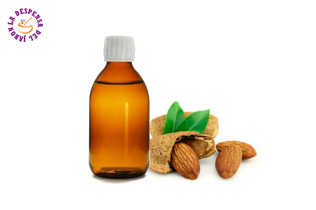 Virgin sweet almond oil Bio 1 st pressure