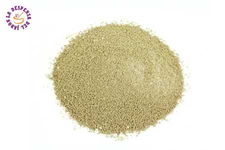 Bentonite clay or colloidal