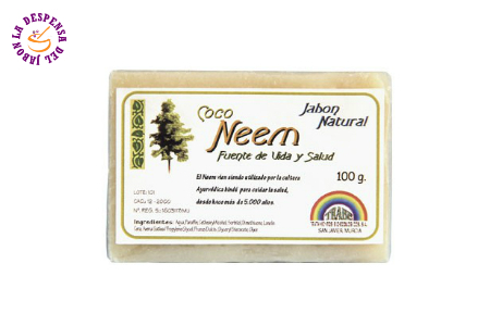 Neem coconut soap