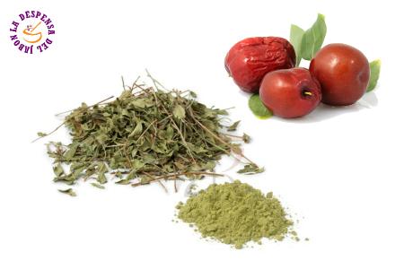 Jujube (Sidr) pure powder extract 100% BIO -La Despensa del