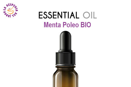 BIO Poleo essential oil