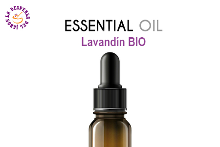 Essential Oil of Lavandín BIO