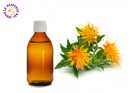 Safflower Oil Virgin Organic