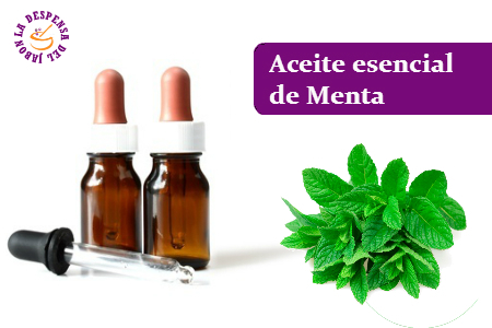 Mint essential oil-delivery from 11/25