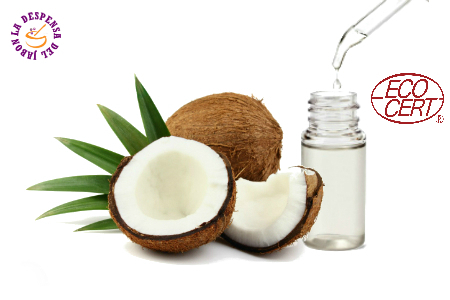 Fractionated coconut oil - - Ecocert