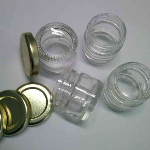 30 ml glass jar