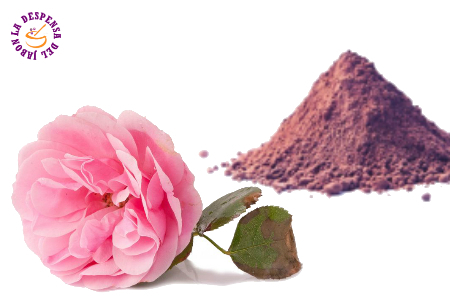 Rosa Damascena Pure Powder Extract 100%