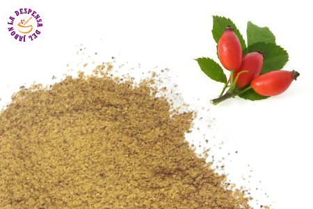Rosehip 100% natural powder extract