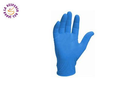 Blue Latex Glove