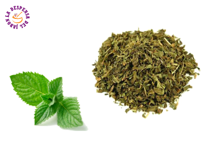 Peppermint cut leaf BIO