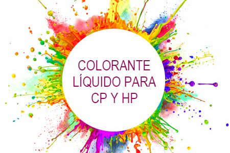 CP/HP COLORANTE LIQUIDO