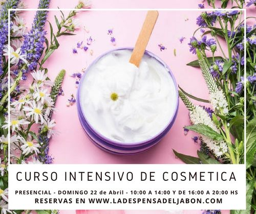 Intensive Cosmetic Course (Face-to-face)