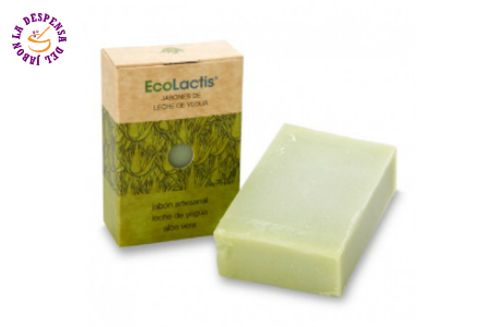 Mare's milk soap and aloe vera