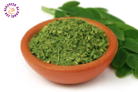Dehydrated moringa leaves BIO